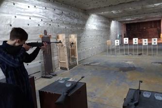 Курсы по стрельбе в МО ДОСААФ г.Сочи