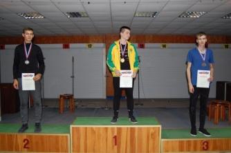 Открытый Кубок Краснодарского края по стрельбе из пневматического оружия