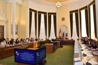 Рабочая встреча под председательством Главы г.Сочи А.С.Копайгородского