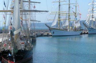 Черноморская регата стартовала в городе Сочи