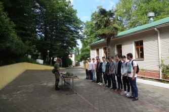 Военные учебные сборы