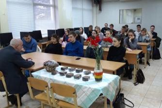 Урок Мужества - День полного освобождения Ленинграда от фашистской блокады