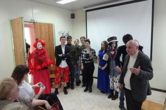 Сказка «Алиса в стране Чудес» глазами студентов СГЭК